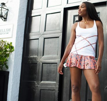 Venus Williams Debuts Her US Open Outfits to Elle