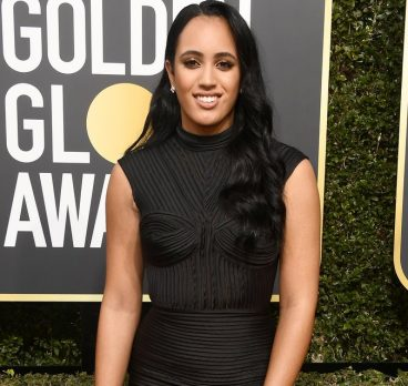 Simone Garcia Johnson Becomes the First Golden Globes Ambassador