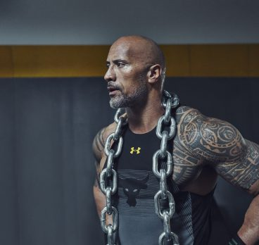Dwayne Johnson & Under Armour Drop New Project Rock Collection