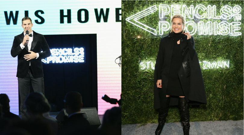 Yolanda Hadid attends the Pencils of Promise Annual Gala 2017