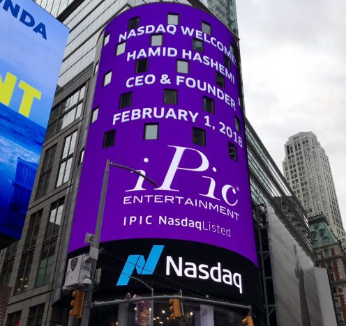 iPic Entertainment Goes Public
