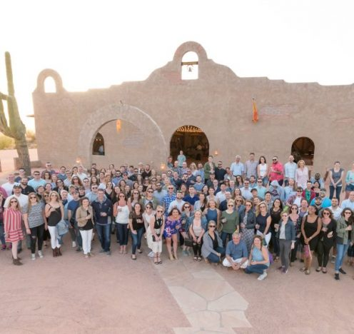 JONESWORKS Heads to Arizona to Celebrate Fingerpaint Marketing's 10-Year Anniversary