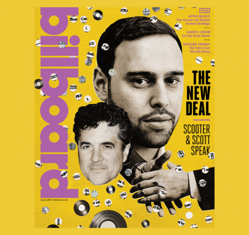 Scooter Braun & Scott Borchetta's Exclusive Interview with Billboard