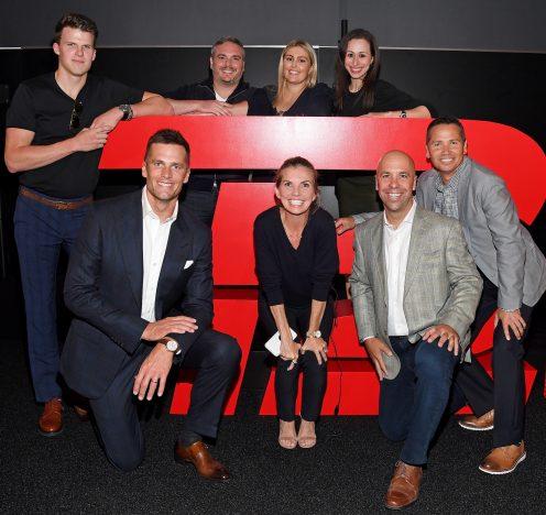 JONESWORKS Celebrates the Grand Opening of TB12 Boston