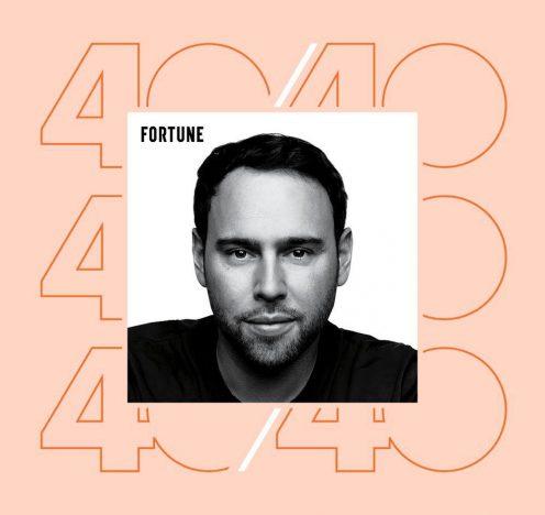 Scooter Braun's Fortune 40 Under 40