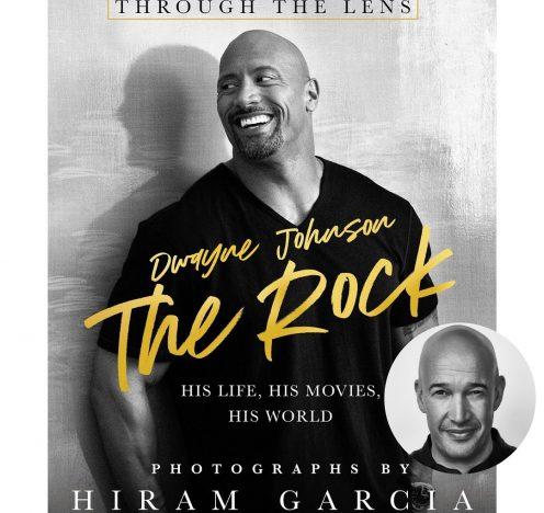 "Hiram Garcia's ""The Rock: Through the Lens"" Book Launch"