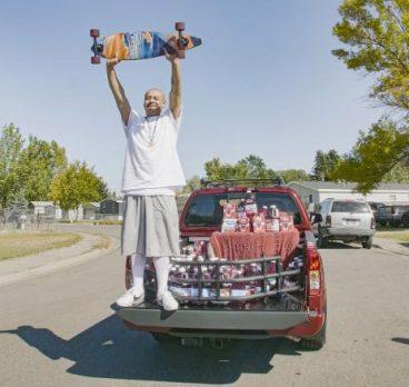 Ocean Spray Car Gifting
