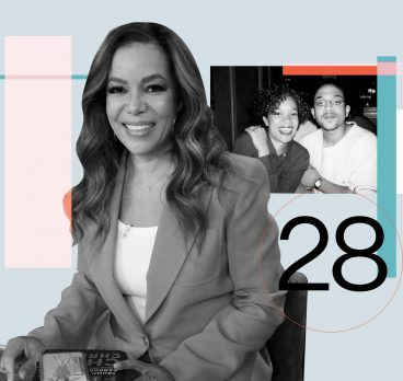 Sunny Hostin on the Bold Career Move She Made at 28
