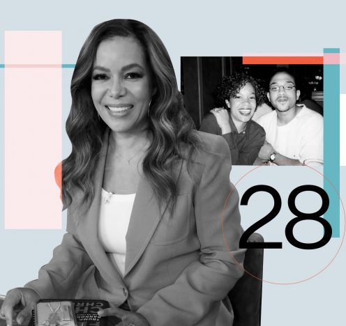 Sunny Hostin on the Bold Career Move She Made at 28