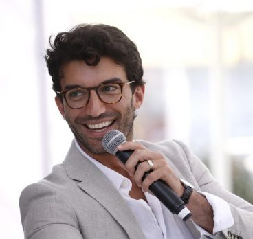 Justin Baldoni Featured in Forbes