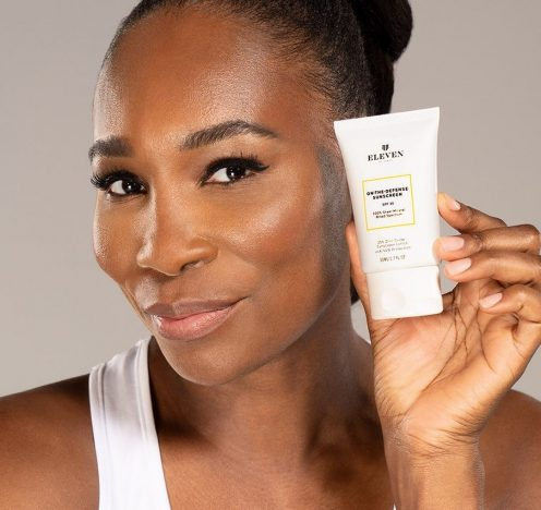 Venus Williams' Eleven x Credo Beauty Launch Skin + Sunscreen