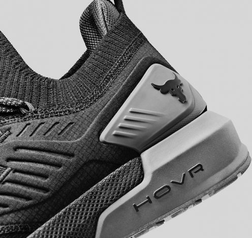 Dwayne Johnson and Under Armour Power Ahead with Project Rock 3 Sneaker
